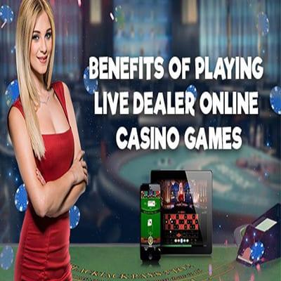 live dealer casino games