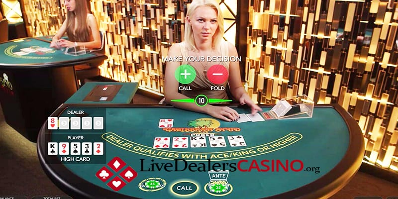Playtech Adds Stud Poker To The Live Dealer Lineup Live Casino News