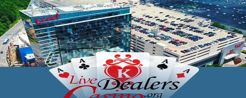 Live Casino Maryland