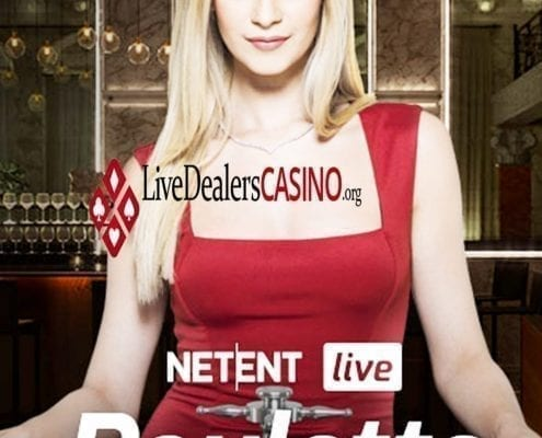 NetEnt Launches a New Live Casino Version of Roulette
