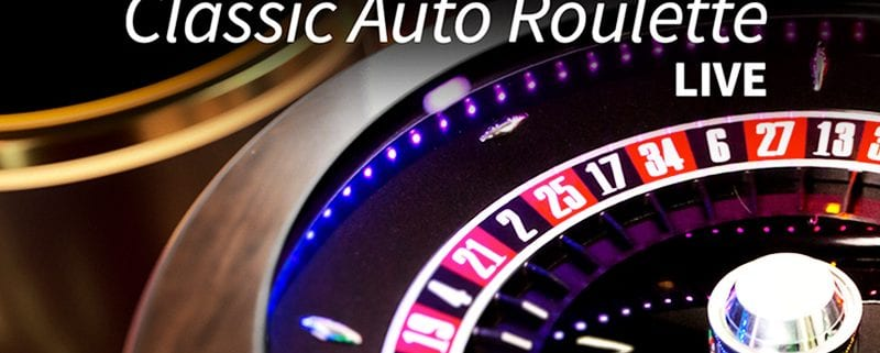 New Auto Roulette Studio Makes Its Debut for NetEnt