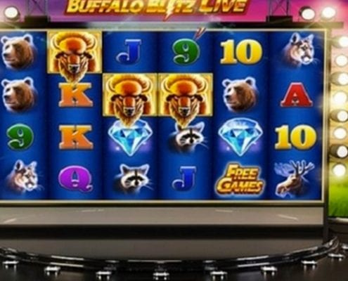 Playtech Raises The Live Casino Bar With Buffalo Blitz