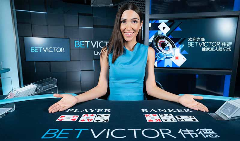 BetVictor Online Casino Expands Its Live Casino Selection