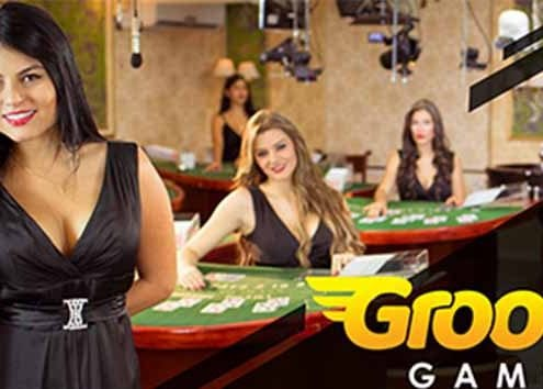 GrooveGaming Aims to Meet Increased Demand For Live Casino Content