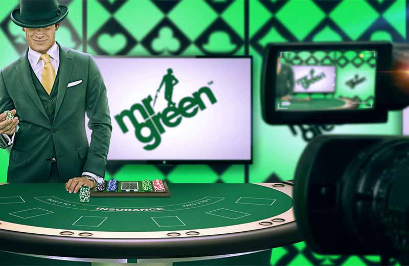 Mr. Green Adds Live Casino Games From Pragmatic Play