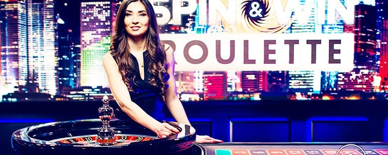 Playtech And PokerStars Launches The New Spin Win Live Roulette Game