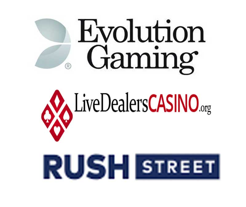 Evolution Gaming Expands Into Columbia With Rush Street Interactive