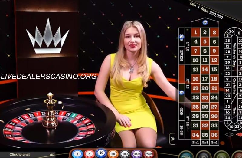 Live Dealer Roulette Betting Tips
