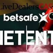NetEnt Partners With Betsafe On New Live Casino Expansion