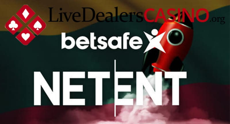 Net Entertainment Partners With Betsafe On New Live Casino Expansion
