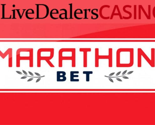 Customized Live Dealer Blackjack At MarathonBet