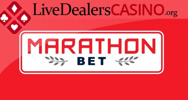Customized Live Dealer Blackjack Is Now Available At MarathonBet Casino & Sportsbook