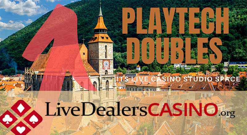 Playtech Doubles Its Live Casino Studio Space In Romania