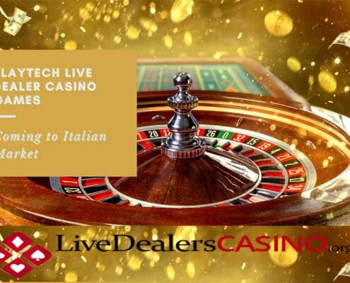 Playtech Live Dealer Casino Games Coming to Italian Market