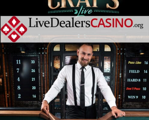 Online Casino Software Provider Launches A New Live Craps Game To Play