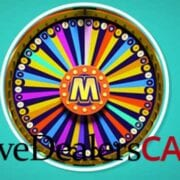 MEGA WHEEL – CASINO SOFTWARE PROVIDERS FIRST LIVE CASINO GAME SHOW