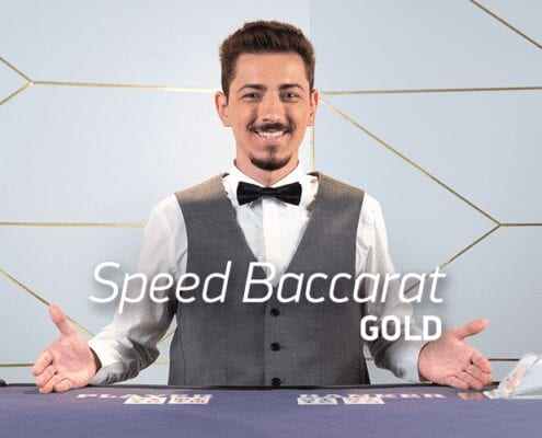 Trusted Live Casino Software Developer Launches Speed Baccarat Gold, A New Live Baccarat Casino Game