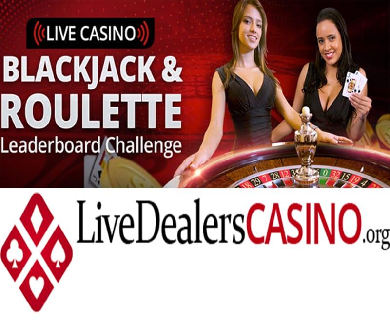 Enjoy Betonline S Live Blackjack Casino Roulette Challenge