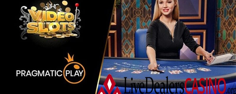 Top Gaming Software Provider Expands Live Casino Games To VideoSlots Casino